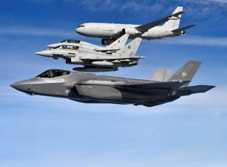 """F-35 e Typhoon """"separati in casa"""" in Italia?"""