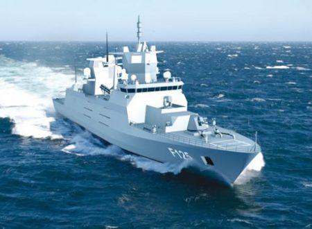 F-125, la fregata della Marina Militare Tedesca fallisce il suo primo test in mare