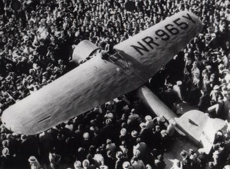 Amelia Earhart e le altre pioniere, ossia quando le donne presero il volo.