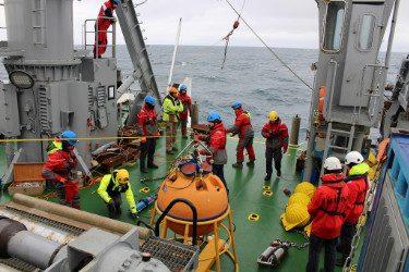 High North 18: la Marina Militare italiana salpa verso il Circolo Polare Artico