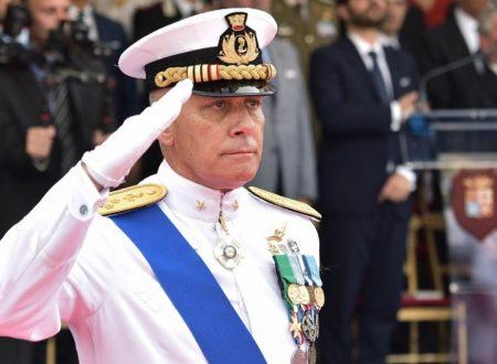 Ammiraglio Cavo Dragone – Audizione Parlamentare  delle Linee Programmatiche Della Marina Militare Italiana