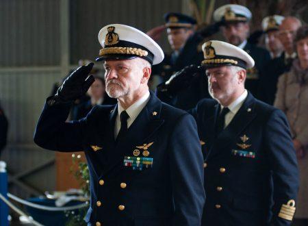 Il discorso del nuovo Comandante in Capo della Squadra navali Ammiraglio di Squadra Paolo Treu