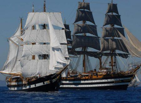 Un pensiero grato agli equipaggi delle navi scuola