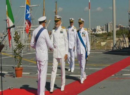Marina Militare, cambio al vertice della squadra navale