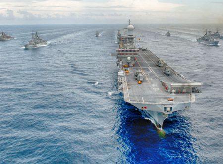 Un filmato RAI su Mare Sicuro, la 3^ Divisione Navale e il personale di San Marco