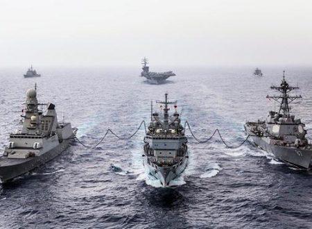 La Marina Militare e l'innovazione nel settore marittimo anche per l'ambiente