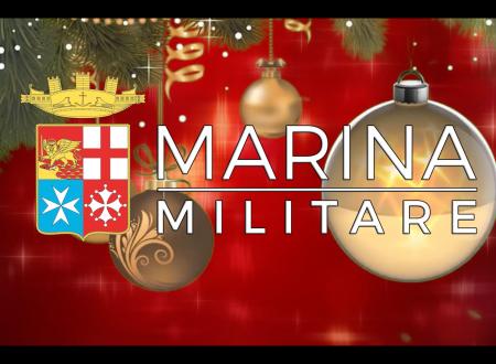 Buone Feste dalla Marina Militare