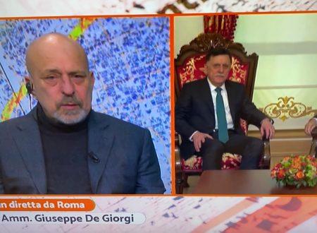 Il mio punto sulla situazione internazionale dell'Italia dopo Soleimani, l'Iran e la Libia