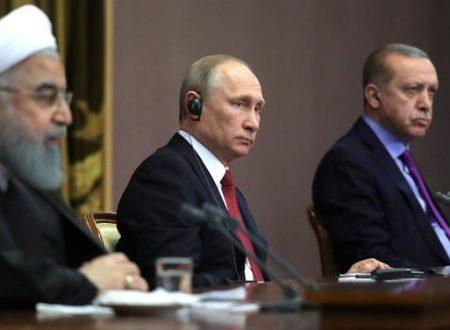 Siria e Libia: fine dei giochi