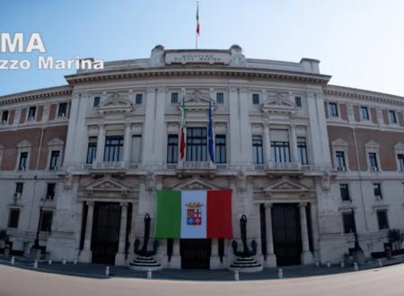 Coroanvirus Covid-19: il flash mob della Marina militare italiana per far sentire la vicinanza alle persone