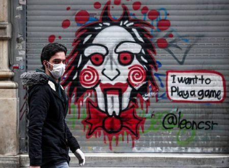 Coronavirus: 'post provocatori', 410 arresti in Turchia