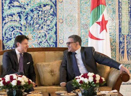 Difesa dei nostri interessi in Mediterraneo