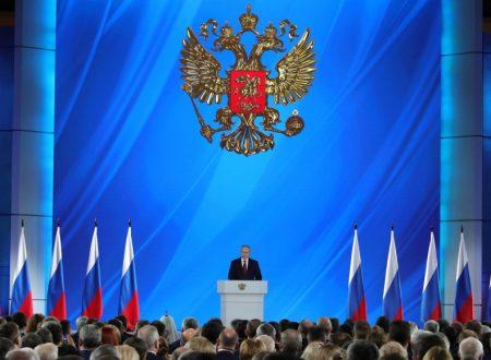 Così Putin vuole una Russia mondiale (e il potere fino al 2036)