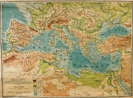 Arco Latino, il Mediterraneo riprenda il suo ruolo storico