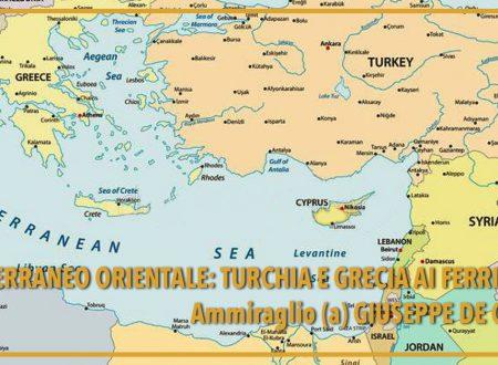 Mediterraneo orientale: Turchia e Grecia ai ferri corti