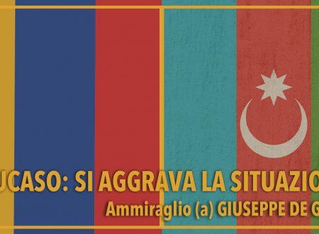 Caucaso: si aggrava la situazione