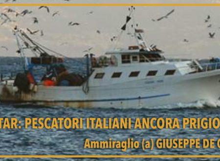 Haftar: pescatori italiani ancora prigionieri