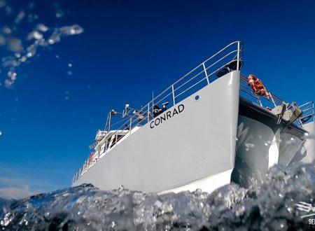 La prua di Sea Shepherd contro la pesca illegale!