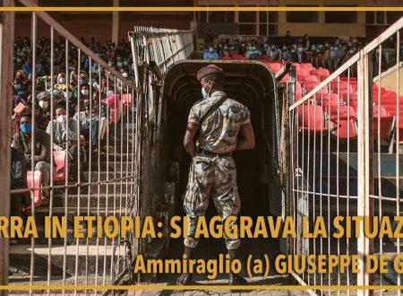 Guerra in Etiopia: si aggrava la situazione