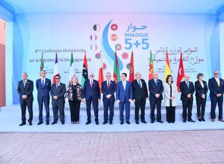 """La Tunisia apre il nuovo """"Dialogo 5+5"""" sul Mediterraneo occidentale"""