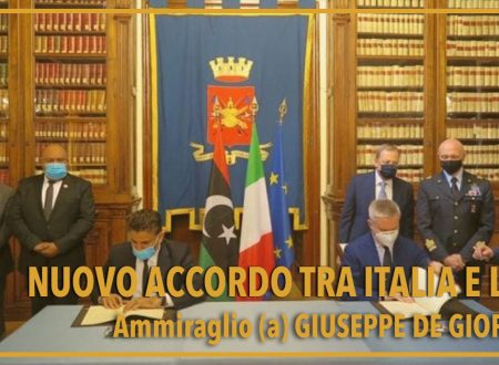 Nuovo accordo tra Italia e Libia