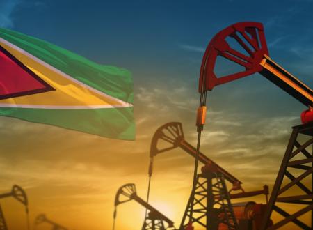 Il petrolio del Guyana