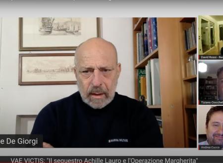 Vea Victis: Il sequestro Achille Lauro e l'Operazione Margherita