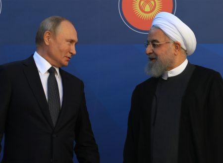"""Lavrov: relazioni Russia-Iran a livelli """"senza precedenti"""""""