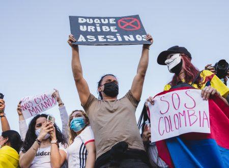Colombia: cosa sta succedendo