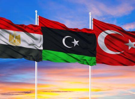 Così Egitto e Turchia litigano per le forze straniere in Libia